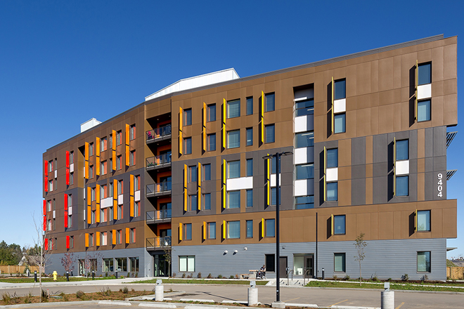 Fifty new affordable housing units are now open in Fort St. John.